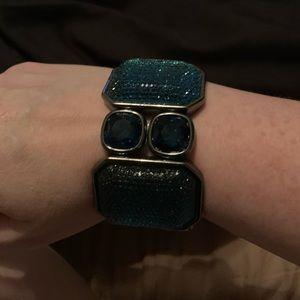 Lane Bryant Bracelet Blue